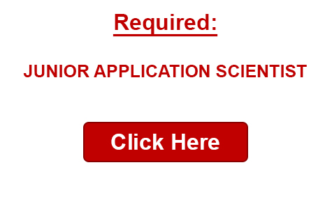 Junior Application Scientist