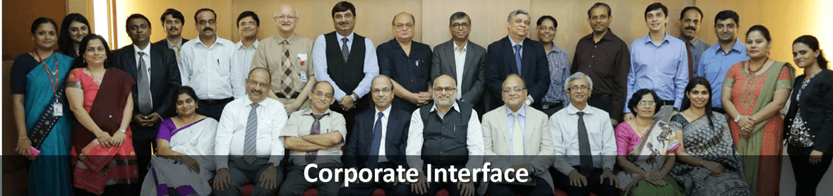 Corporate-interface